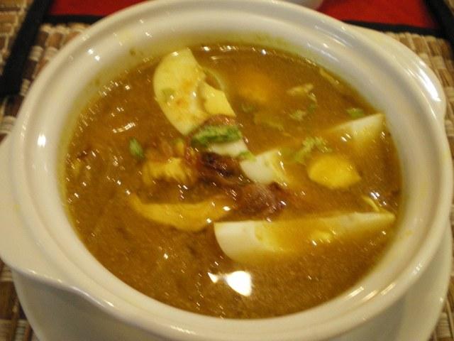 バリのスープ