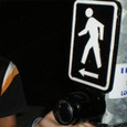 歩行者用信号ボタン